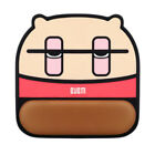 BUBM Cute Cartoon Mouse Mat Pad With Rest Wrist Support For PC Laptop Macbook
