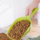 Plastic Pet Cat Dog Puppy Food Scooper Spoon Scoop Shovel Feeding Seed Feeder WN