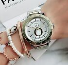 2019 New Bear Watch Stainless Steel Woman's&Men's An Crown O-Wristwatc Gift image