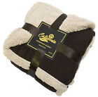 """Waterproof Sherpa Fleece Throw 60""""x80"""" Bed Couch Sofa Furniture Bed (US SHIP) image"""