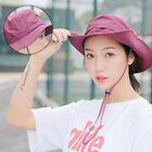 Wide Brim Hunting Bucket Hat Summer Sunhat Fishing Quick Dry Breathable Camping