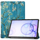 "For Samsung Galaxy Tab S6 10.5""  SM-T860/T865 2019 Pattern PU Leather Smart Case"