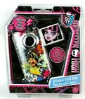 Monster High Digital Video Recorder with Camera Screen Turns 180 Degree Age 7+