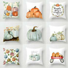 Halloween Pumpkin Pillows Cover Fall Decor Pillow Case Sofa Throw Cushion Cover