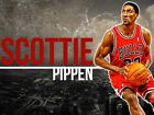 Scottie Pippen Chicago Bulls NBA Basketball Print POSTER FR on eBay