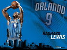 Rashard Lewis Orlando Magic NBA Wall Print POSTER FR on eBay