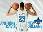 Anthony Davis New Orleans Hornets NBA Wall Print POSTER FR on eBay