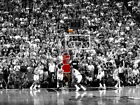 Michael Jordan Jump Shot Utah Jazz NBA Wall Print POSTER FR on eBay