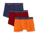 Gant Men`s 3 Pack Boxer Trunks