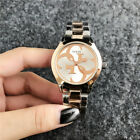 Stainless steel Fashion Women's Dress Quartz Bear Wristwatch Watch image