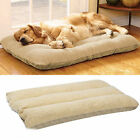 Extra Large Dog Bed Ultra Soft Foam Orthopedic Durable Jumbo Warm Mattres