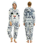 Unisex Adult Unicorn Anime Costume Cosplay kigurumi Pyjamas Sleepwear New