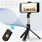 Selfie Stick Tripod Bluetooth Wireless Remote Control 270° Rotation Extendable