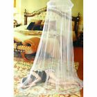 Home Bed Lace Mosquito Netting Mesh Nice Princess Canopy Dome Bedding Net Round image