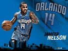 Jameer Nelson Orlando Magic NBA Wall Print POSTER US on eBay