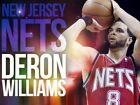 Deron Williams New Jersey Nets NBA Basketball Sport Wall Print POSTER US on eBay