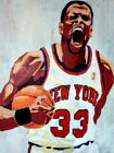 Patrick Ewing Art New York Knicks NBA Basketball Print POSTER US on eBay