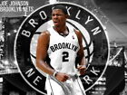 Joe Johnson Brooklyn Nets NBA Wall Print POSTER CA on eBay