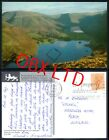 CRUMMOCK WATER AND BUTTERMERE FROM MELBREAK- PICTURE POSTCARD <06/07