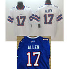2019 New Buffalo Bills 17#Josh Allen Men's Jersey Blue/White Size M-3XL $52.99 USD on eBay