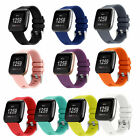 For Fitbit Versa 1 / Versa 2 / Lite Replacement Silicone Sport Watch Band Strap
