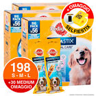 198 Pedigree Dentastix Large Medium Small Igiene Orale Cane - 3x56 + 30 OMAGGIO