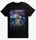 Rob Zombie GRAVESTONE T-Shirt NEW 100% Authentic & Official image
