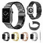 For iWatch Apple Watch Serie 4 3 2 1 Stainless Steel Wrist Band Strap 42mm 44mm
