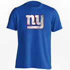 New York Giants T-Shirt - Grunge Design - S-5XL $14.97 USD on eBay