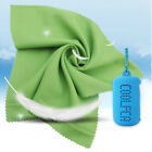 Microfiber Gym Quick Drying Sports Towels Running Climbing Cold Sensation image