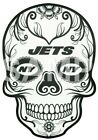 New York Jets Skull sublimation or color iron on transfer $3.0 USD on eBay