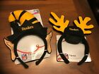 Pittsburgh Steelers Elf Ears or Antlers Headband  Hat NEW Christmas Santa Helper $8.5 USD on eBay