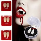 3 Pair Zombie Vampire Denture Teeth Halloween Prop Ghost Devil Fang Party Scary