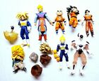 DBZ Dragon Ball Z Jakks Pacific Damagged Figures Accessories