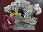 JOB LOT OF MIXED CRAFT ITEMS  - DECEASED ESTATE