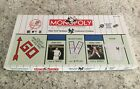 Monoply Game New YorkYankees Collector's Edition