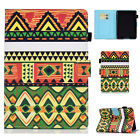 For Kindle Fire 7 2017 HD 8 2018 HD 10 2017 Tablet Leather Flip Stand Case Cover