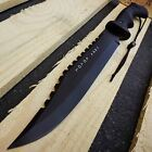 Greek Warrior MOLON LABE FIXED BLADE KNIFE COLLECTION TACTICAL TRAINING SURVIVAL