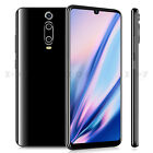"""6.3"""" Inch Unlocked Touch Screen Android 9.0 Smartphone Mobile Phone Dual Sim Gps"""