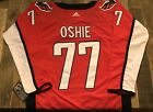 #77 T.J. Oshie Washington Capitals Stanley Cup Championship Jersey $75.0 USD on eBay