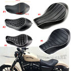 Front Driver Solo Seat Rear Cushion Pad For Harley Sportster XL 1200 883 Custom $79.95 USD on eBay