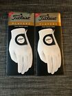 2020 Titleist Players Golf Gloves Men's 2 Pack for Right Handed Golfers.