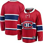 Men's Montreal Canadiens Fanatics Branded Red Breakaway Home Jersey $34.99 USD on eBay