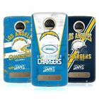 OFFICIAL NFL 2019/20 LOS ANGELES CHARGERS HARD BACK CASE FOR MOTOROLA PHONES 1 $17.95 USD on eBay