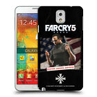 OFFICIAL FAR CRY 5 CHARACTERS BACK CASE FOR SAMSUNG PHONES 2