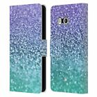 MONIKA STRIGEL GLITTER COLLECTION LEATHER BOOK CASE FOR HTC PHONES 1