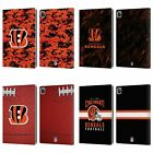 OFFICIAL NFL 2018/19 CINCINNATI BENGALS LEATHER BOOK CASE FOR APPLE iPAD $23.95 USD on eBay