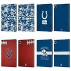 OFFICIAL NFL 2018/19 INDIANAPOLIS COLTS LEATHER BOOK CASE FOR APPLE iPAD $26.95 USD on eBay