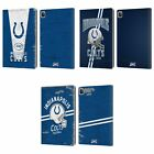 OFFICIAL NFL 2019/20 INDIANAPOLIS COLTS LEATHER BOOK WALLET CASE FOR APPLE iPAD $32.95 USD on eBay