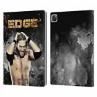 OFFICIAL WWE EDGE LEATHER BOOK CASE FOR APPLE iPAD